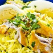 Kipper Kedgeree