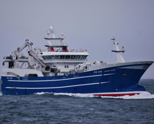 Scottish end-of-the-year mackerel fishery successfully completed
