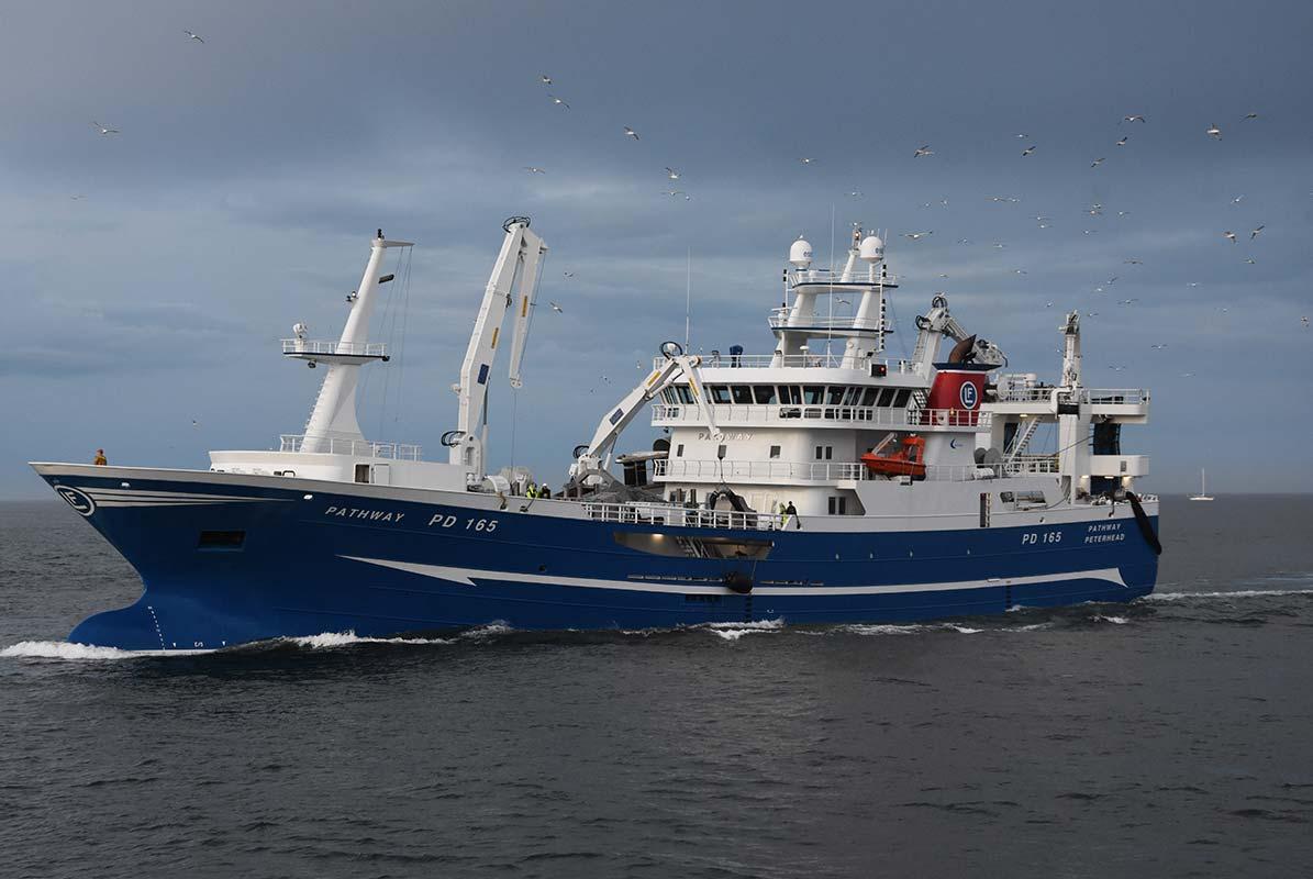 Scottish mackerel and herring - a low carbon footprint food resource